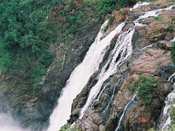 ಭಾರತದಲ್ಲಿರುವ ಅತಿ ಎತ್ತರದ ಜಲಪಾತಗಳು