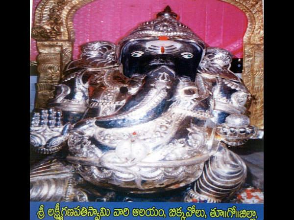 ಗಣಪನ ಕೆಲವು ಪ್ರಮುಖ ದೇವಾಲಯಗಳು