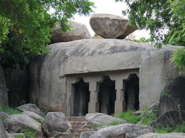 ಮಹಿಷಾಸುರ ಮರ್ದಿನಿ ಗುಹಾ ದೇವಾಲಯ