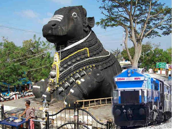 ಬೆಂಗಳೂರಿನಿಂದ ಮುಖ್ಯ ಸ್ಥಳಗಳಿಗಿರುವ ರೈಲುಗಳು