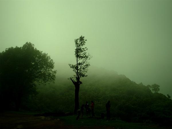 ಕರ್ನಾಟಕದಲ್ಲಿರುವ ಸುಂದರ ಗಿರಿಧಾಮಗಳು
