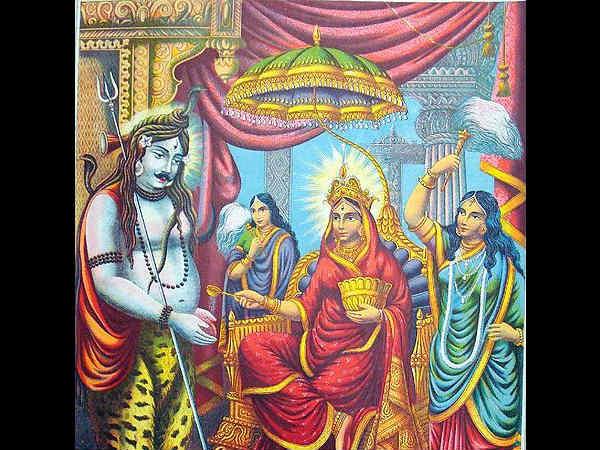 ಅನ್ನಪೂರ್ಣೆಯ ದೇವಾಲಯ, ಮಹಿಮೆ ಗೊತ್ತೆ?