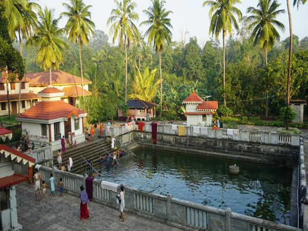 ಸೋದೆ : ವಾದಿರಾಜತೀರ್ಥರ ಬೃಂದಾವನ