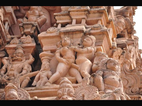 ಶೃಂಗಾರ ರಸ ಉಕ್ಕಿಸುವ ಕಾಮಶಿಲ್ಪಗಳು!