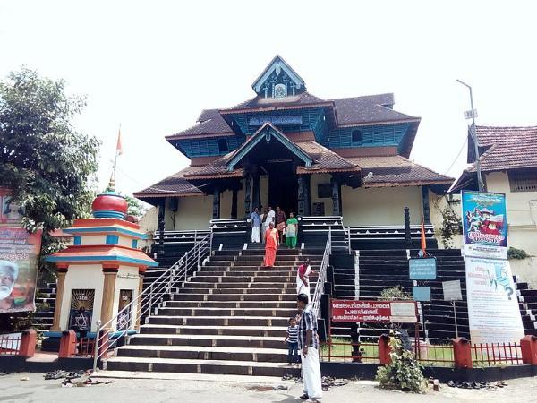 ಆರಣ್ಮೂಲ ಪಾರ್ಥಸಾರಥಿ ದೇವಾಲಯ!