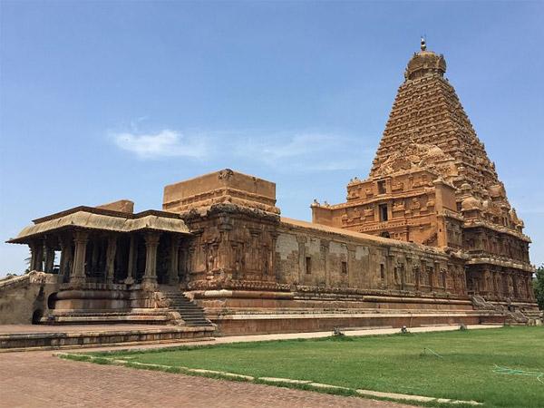 ತನು-ಮನ ತನ್ಮಯಗೊಳಿಸುವ ತಂಜಾವೂರು