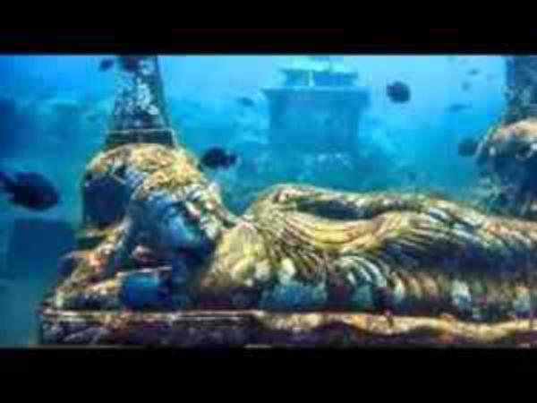 ಸಮುದ್ರ ಗರ್ಭದಲ್ಲಿ ದೊರೆಯಿತು 5000 ವರ್ಷಗಳ ಪುರಾತನವಾದ ಹಿಂದೂ ದೇವಾಲಯ