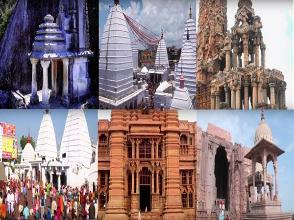 ಒಂದೇ ರಾತ್ರಿಯಲ್ಲಿ ನಿರ್ಮಿಸಲಾದ ದೇವಾಲಯಗಳು