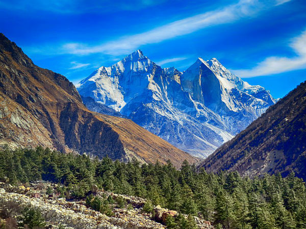How to reach Gangotri National Park