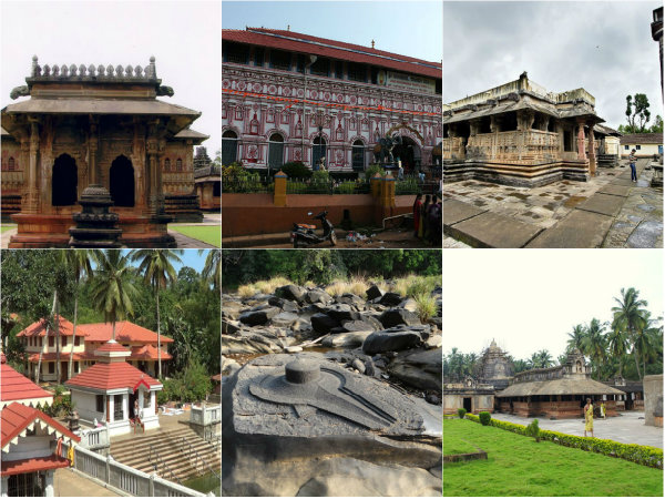ancient temples of Sagar and Sirsi
