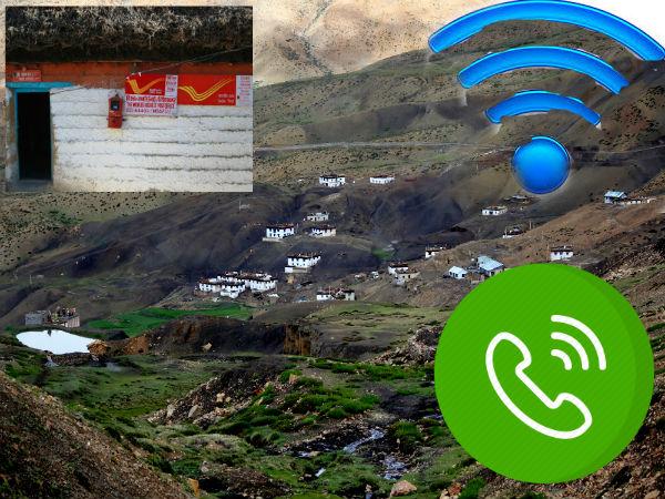 ಇಲ್ಲಿ ಮೊಬೈಲ್ ನೆಟ್ವರ್ಕ್ ಇಲ್ಲ, ಇಂಟರ್ನೆಟ್ ಗೊತ್ತೇ ಇಲ್ಲ, 4,440 ಮೀ ಎತ್ತರದಲ್ಲಿದೆ ಒಂದು ಪೋಸ್ಟ್ ಆಫೀಸ್
