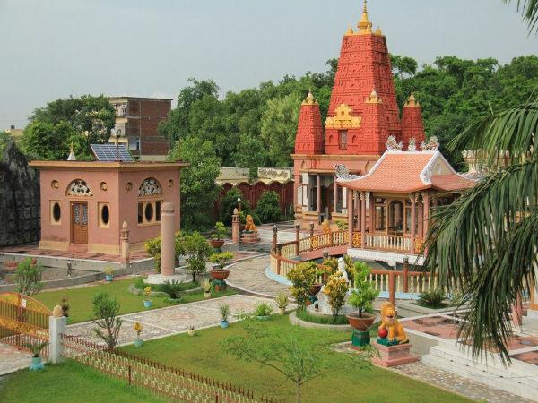 ಈ ಜಪಾನಿ ದೇವಾಲಯದಲ್ಲಿದೆ ಬುದ್ಧನ ಅಷ್ಟ ಧಾತುವಿನ ವಿಗ್ರಹ
