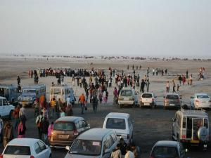 Rann Kutch The Salty Land India