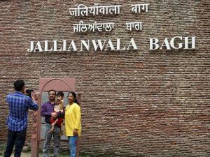 Jallianwala Bagh The Garden Blood