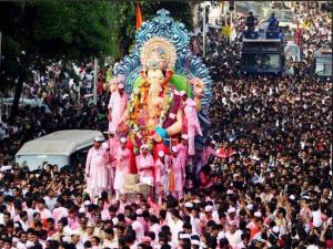 Famous Mumbai Ganesh Mandals