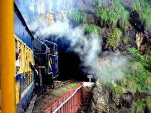 The Nilgiris Mountain Railway
