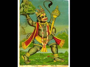 Kishkinda The Abode Lord Hanuman