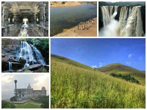 Bangalore Kodachadri Road Trip Via Jog Falls