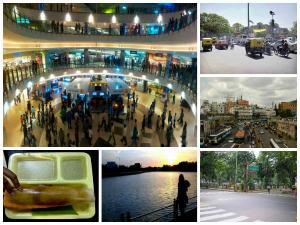 Spending Day Bangalore