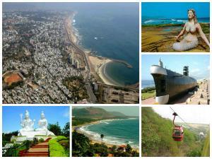Amazing Tourist Spots Vizag