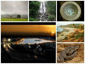 Belgaum Goa Road Route