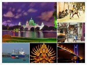 Life A Kolkata Metro City