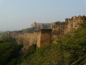 Gwalior The Land Marvelous Fort