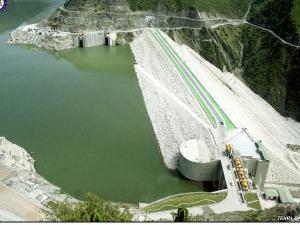 Few Biggest Dams India