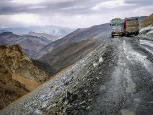 Most Dangerous Roads India