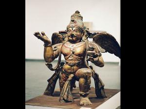 A Visit Very Rare Temple Garuda Koladevi