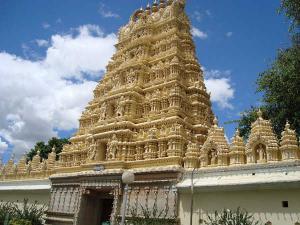Beautiful Temples Mysore Palace Grounds