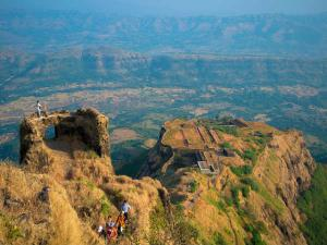 An Adventurous Trip Rajgad Fort Pune