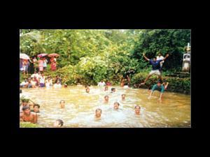 Sao Joao Festival Goa Come Jump Water