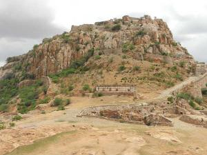 A Beautiful Gooty Fort Anantapur