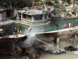 Manikaran The Place Where Sheshnag Helped Parvati Find Her L