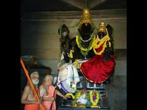 Parakala Mutt The Divine Abode Hayagriva Swami