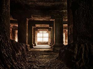 Interesting Pataleshwar Caves Pune
