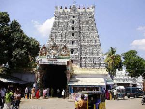 Thanumalayan Templa Abode Brahma Vishnu Shiva