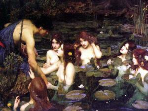 Apsarakaonda Hidden Pond Celestial Nymphs