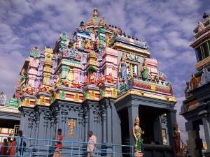 Amazing Ashtalakshmi Temple Besant Nagar Chennai