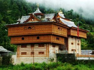 The Legend Bhimakali Temple Sarahan