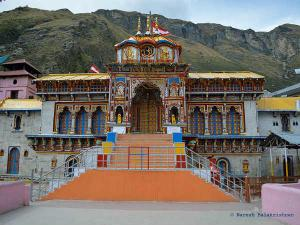 Do You Know The Legend Badrinath Temple