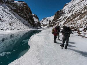 Dangerous Trek Routes India