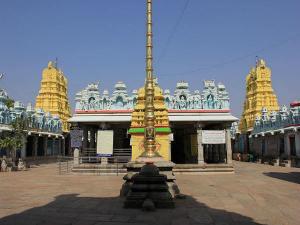 Kanakagiri Divine Abode Lord Kanakachalapathi