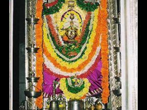 Mahamaya Ganapathi Temple Shirali