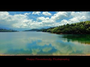 Thenmala The First Eco Tourism Spot India
