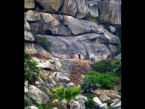 Mysterious Story Barabar Caves Bihar