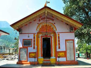 Legend Kashi Vishwanath Temple Uttarkashi