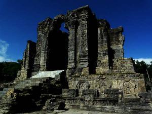 Martand The Magnificent Sun Temple Kashmir