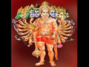 The Legend Bhogapuresha Hanuman Temple Navali